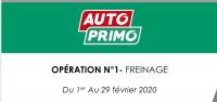 OPERATION PLAQUETTES DE FREINS CHEZ VOTRE REPARATEUR PERCY AUTO